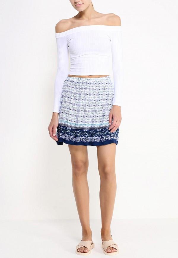 Широкая юбка Befree 1521139219: изображение 4