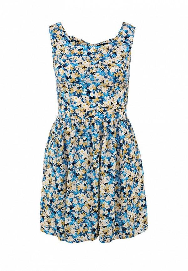 Платье-мини Befree (Бифри) 1521140552: изображение 1