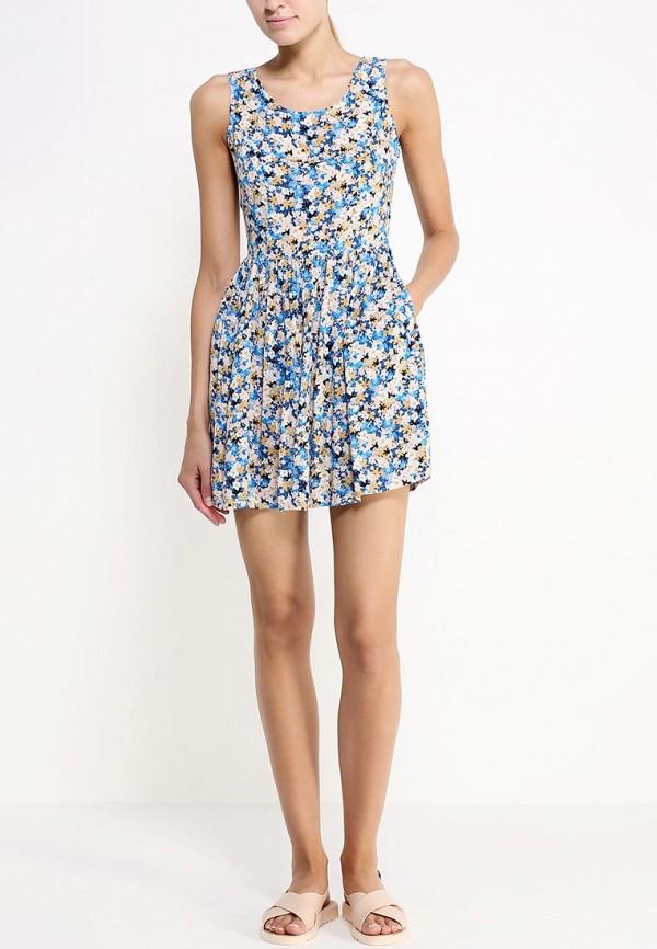 Платье-мини Befree (Бифри) 1521140552: изображение 4