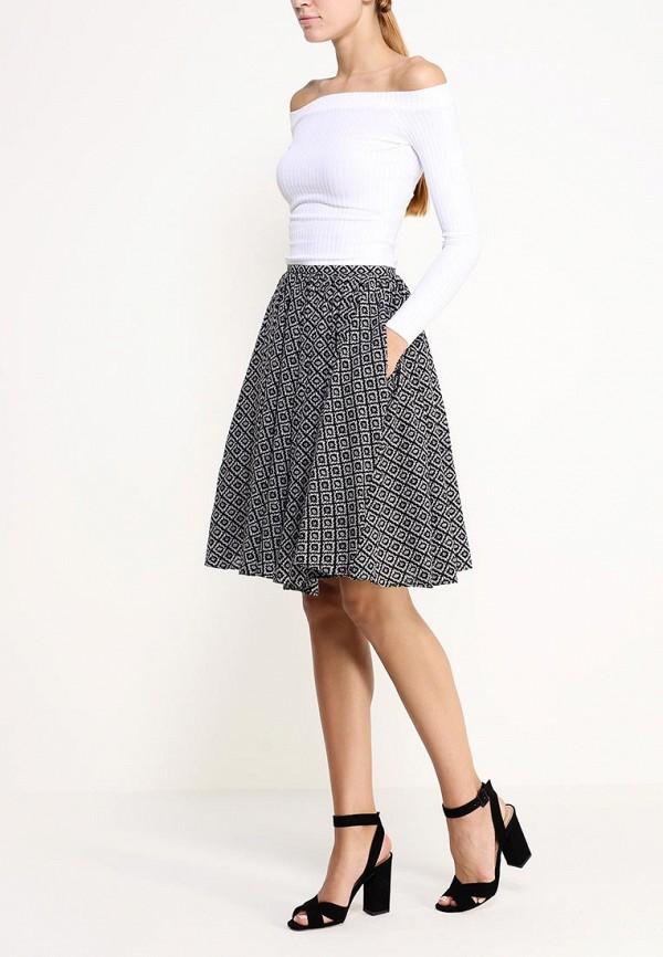 Широкая юбка Befree (Бифри) 1521141204: изображение 4