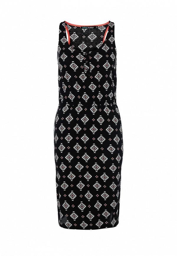 Платье-миди Befree (Бифри) 1521142564: изображение 1