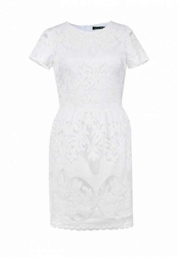 Платье-мини Befree (Бифри) 1521194595: изображение 2
