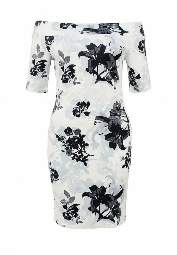 Платье-мини Befree (Бифри) 1521227597: изображение 1