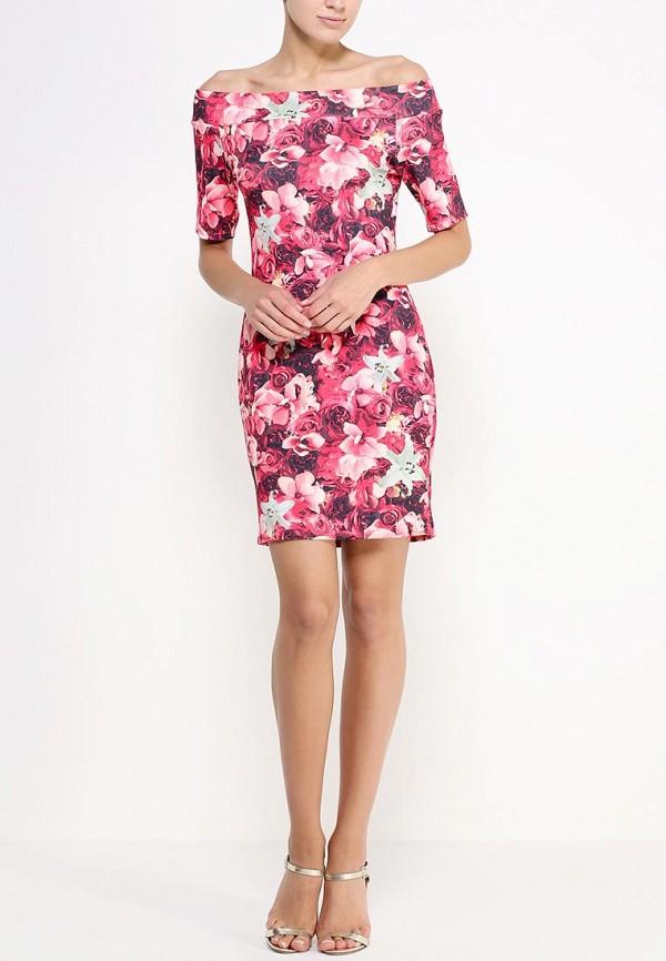 Платье-мини Befree (Бифри) 1521227597: изображение 4