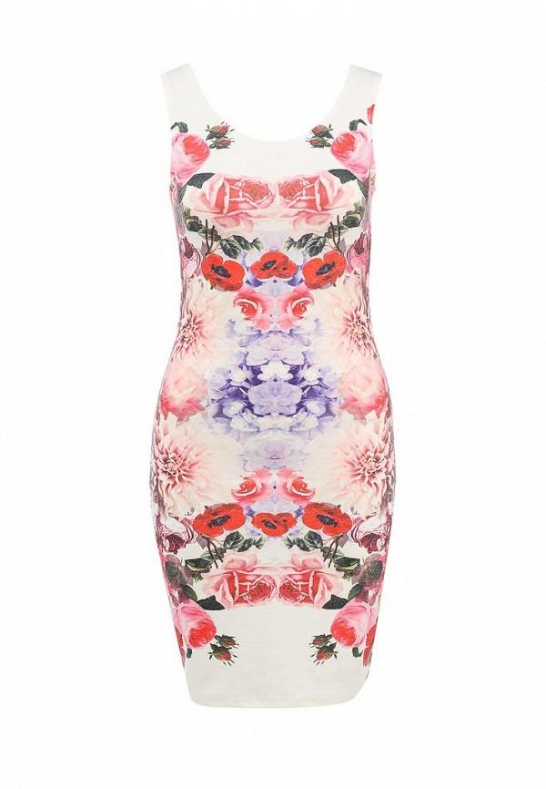 Платье-миди Befree (Бифри) 1521023505: изображение 1