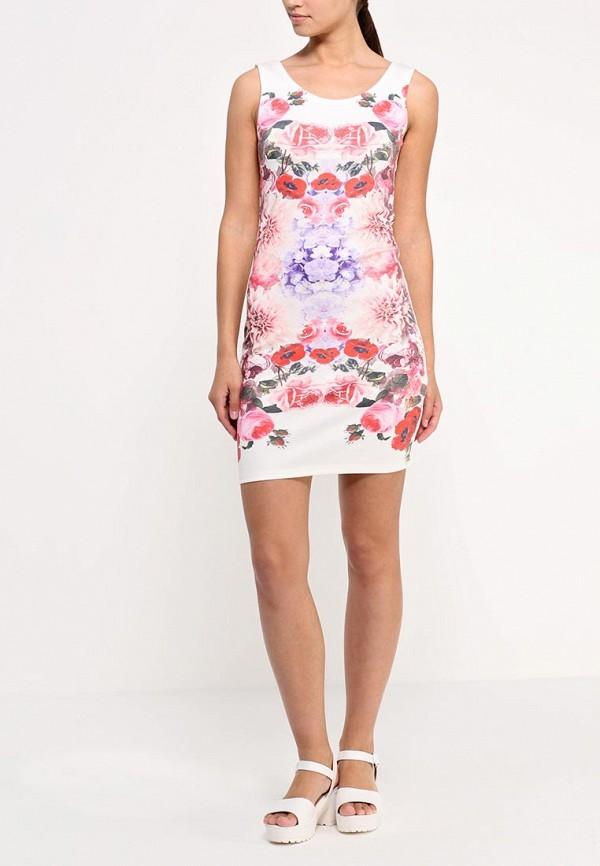 Платье-миди Befree (Бифри) 1521023505: изображение 3