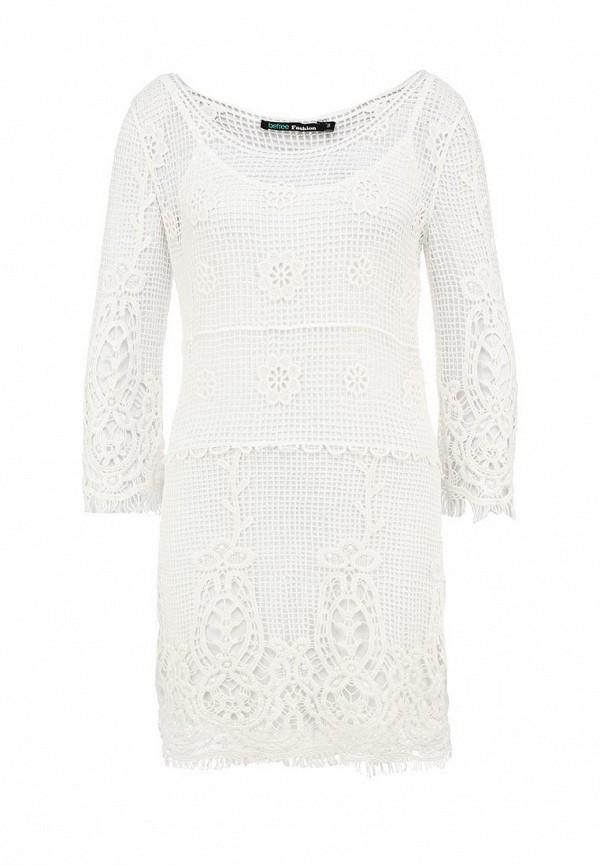 Платье-миди Befree (Бифри) 1521153577: изображение 1