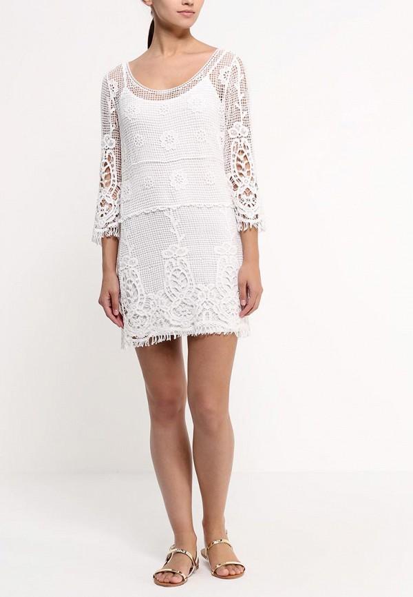 Платье-миди Befree (Бифри) 1521153577: изображение 3