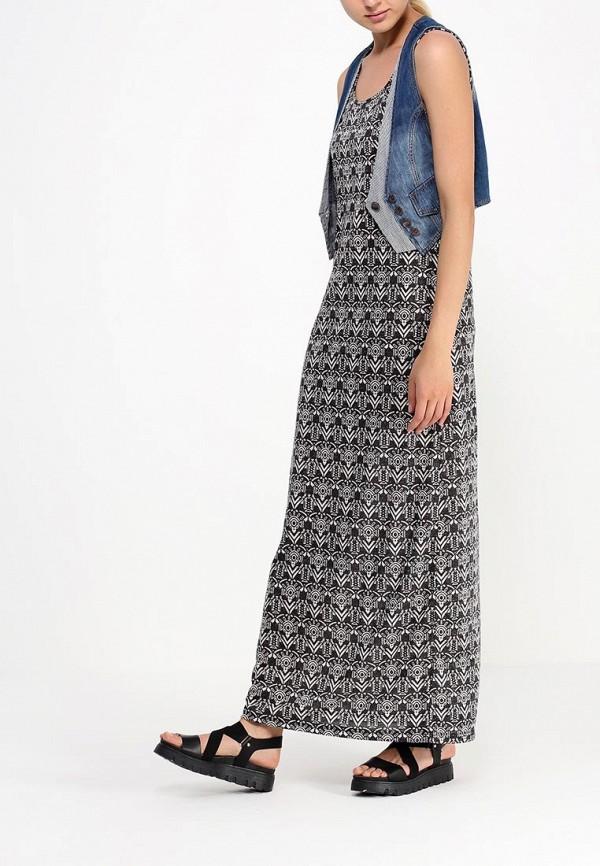 Платье-макси Befree (Бифри) 1521156514: изображение 3