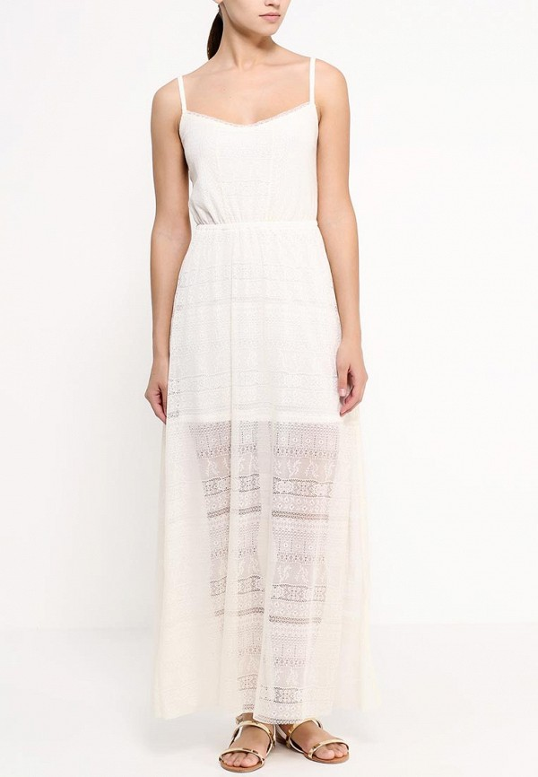 Платье-макси Befree (Бифри) 1521215596: изображение 3