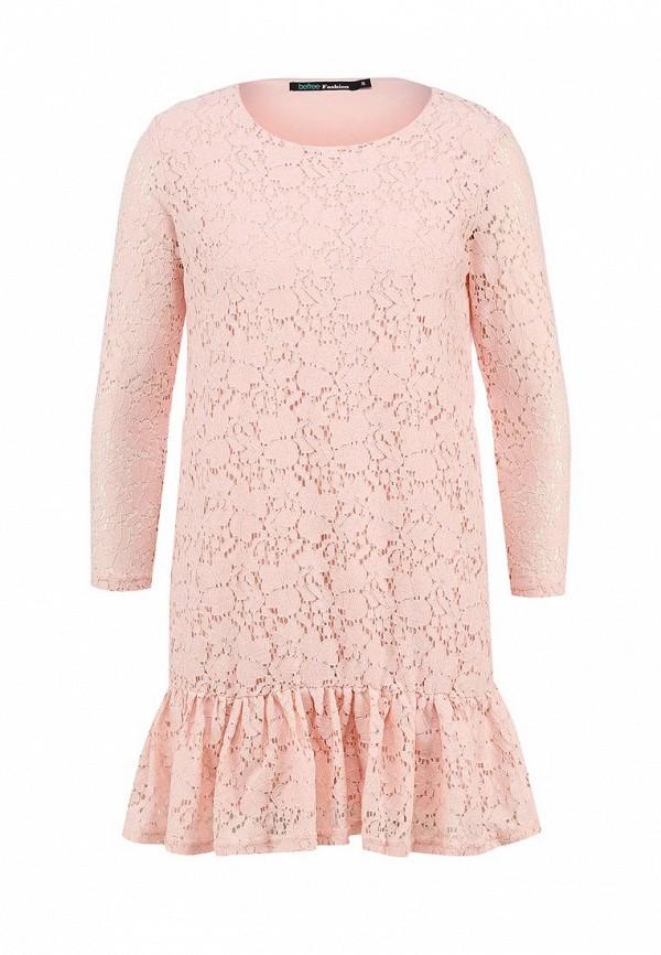 Платье-мини Befree (Бифри) 1521224531: изображение 1