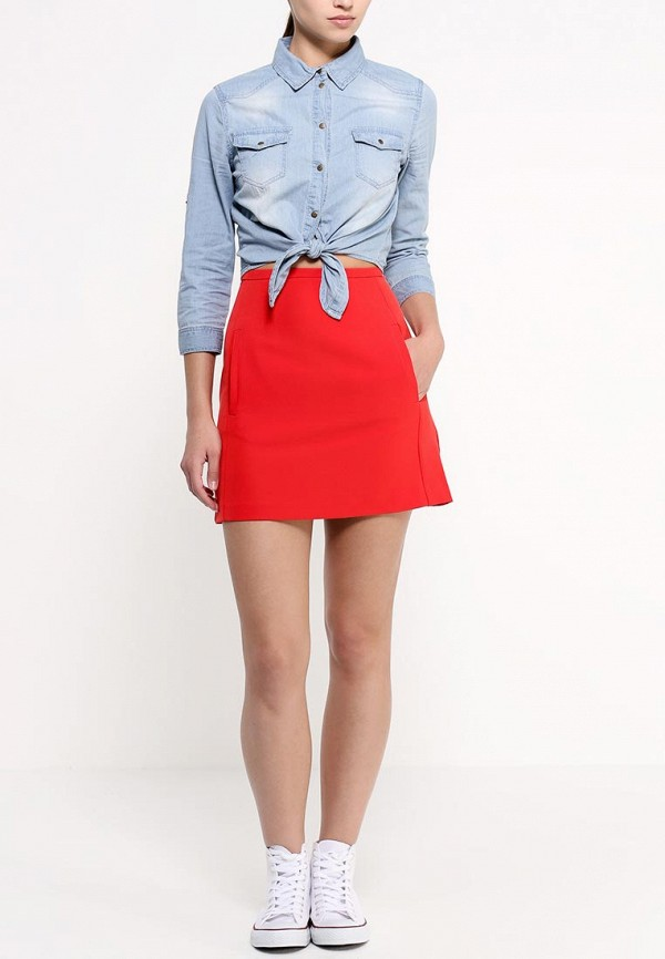 Прямая юбка Befree (Бифри) 1521039200: изображение 3