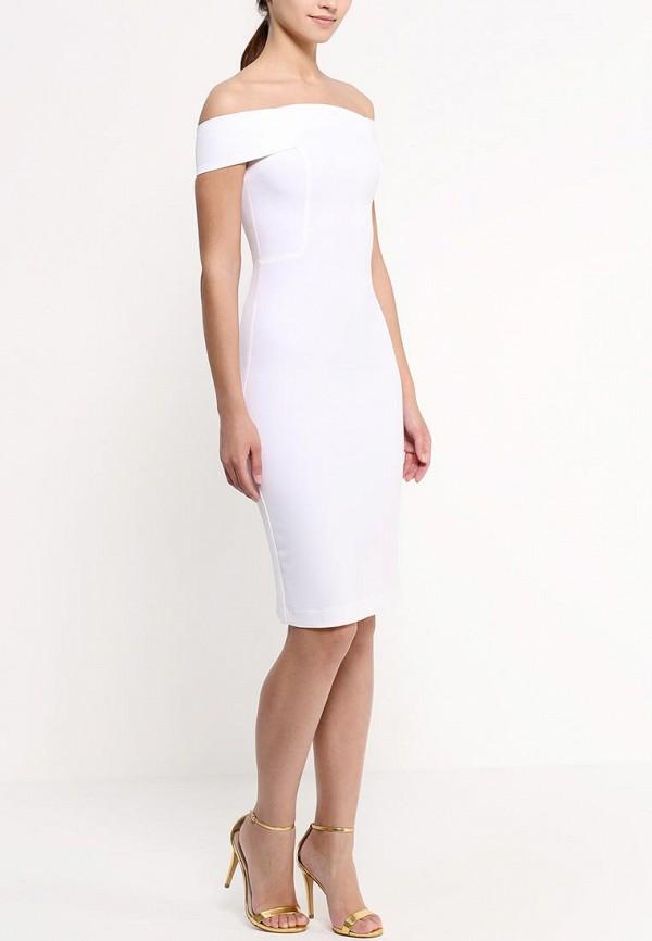 Платье-миди Befree (Бифри) 1521042506: изображение 3
