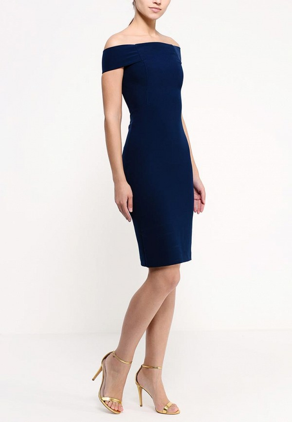 Платье-миди Befree 1521042506: изображение 3