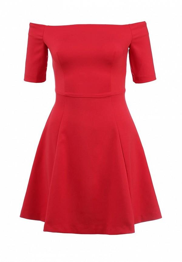 Платье-миди Befree (Бифри) 1521048508: изображение 1