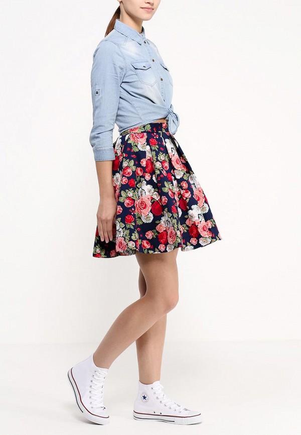 Широкая юбка Befree (Бифри) 1521051202: изображение 3