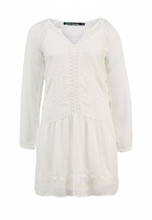 Платье-мини Befree (Бифри) 1521072523: изображение 1