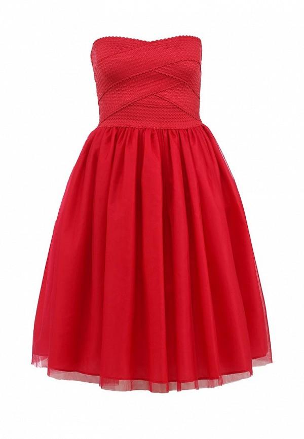 Платье-миди Befree (Бифри) 1521111566: изображение 1