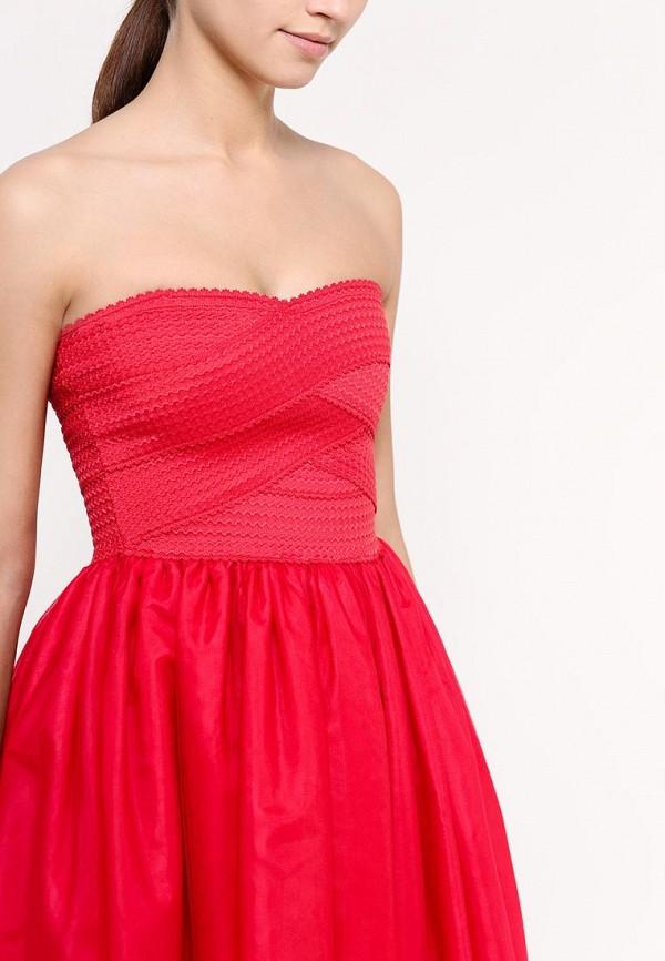 Платье-миди Befree (Бифри) 1521111566: изображение 2