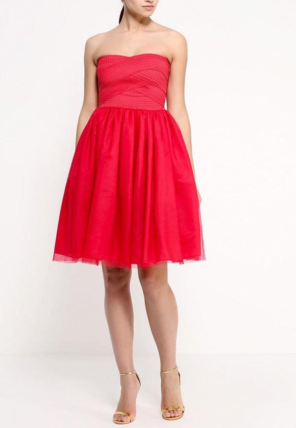 Платье-миди Befree (Бифри) 1521111566: изображение 3