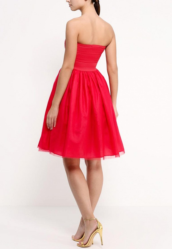 Платье-миди Befree (Бифри) 1521111566: изображение 4