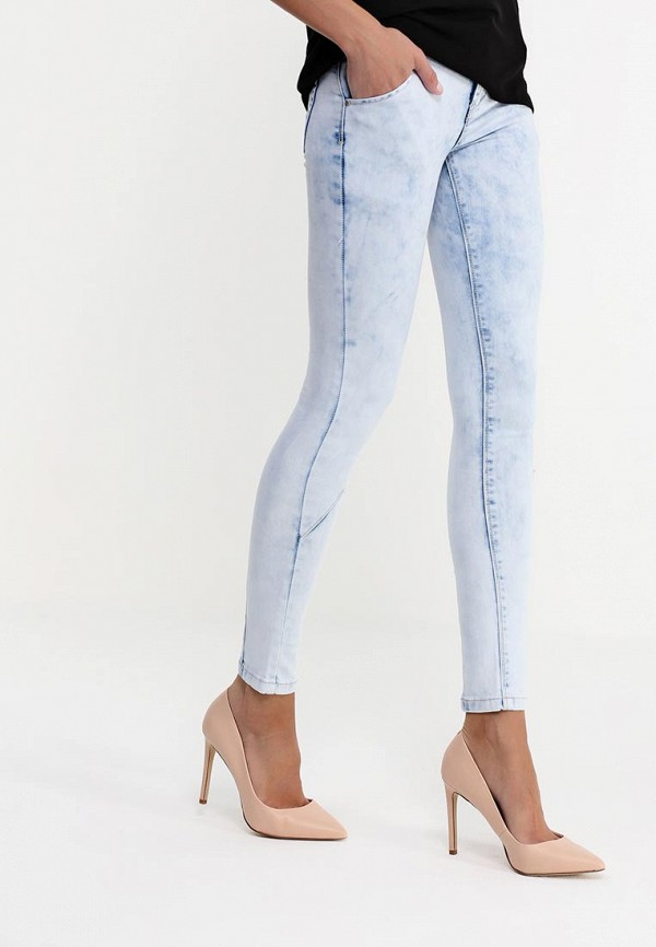 Зауженные джинсы Befree (Бифри) 1521116725: изображение 2