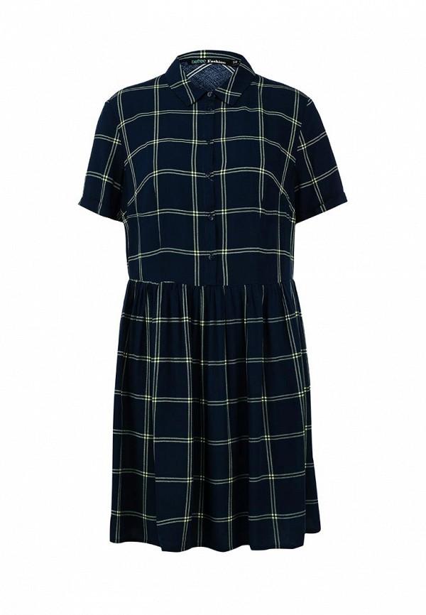 Платье-мини Befree (Бифри) 1531008508: изображение 1