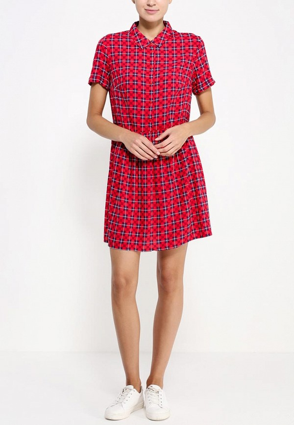 Платье-мини Befree (Бифри) 1531008508: изображение 3