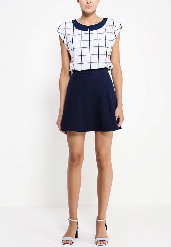Широкая юбка Befree (Бифри) 1531010205: изображение 3