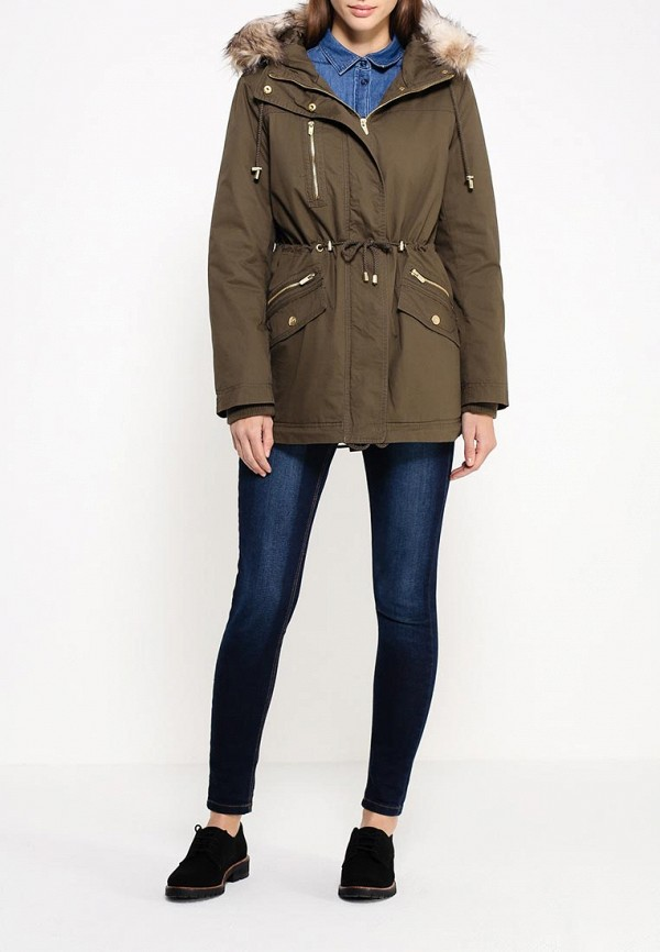 Утепленная куртка Befree (Бифри) 1531029114: изображение 2