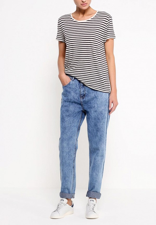 Зауженные джинсы Befree (Бифри) 1531051708: изображение 3