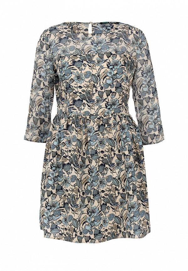 Платье-мини Befree (Бифри) 1531061518: изображение 1