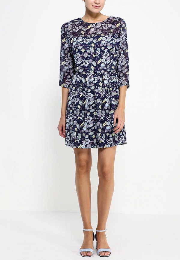 Платье-мини Befree 1531061518: изображение 3