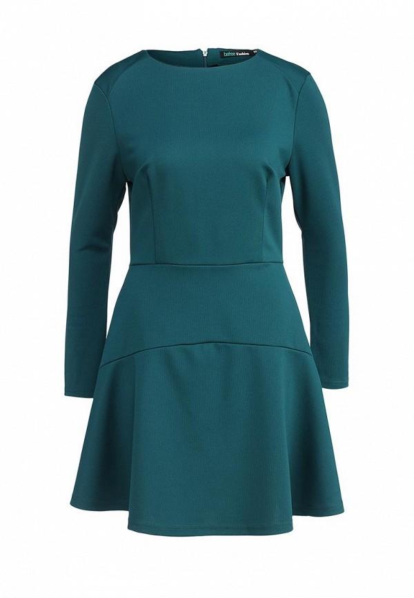 Платье-мини Befree (Бифри) 1531094549: изображение 1