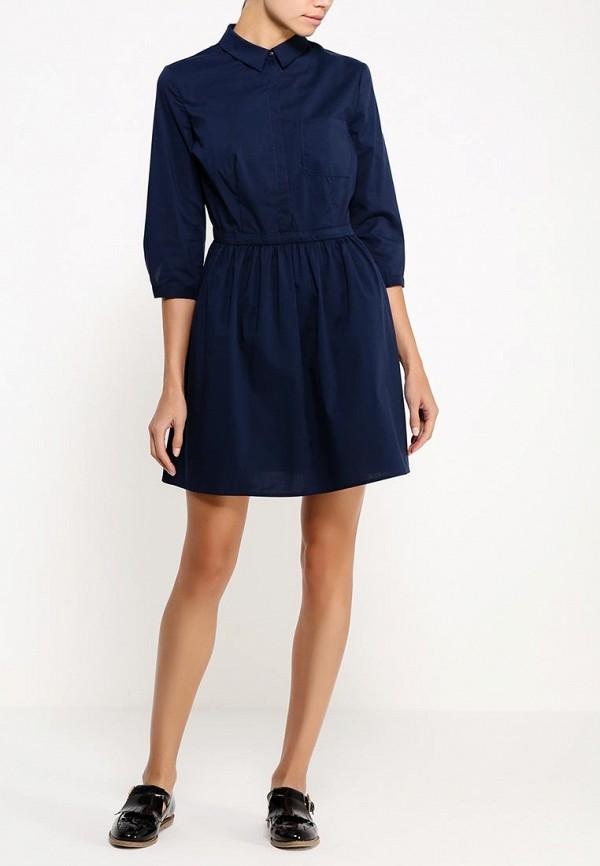 Платье-миди Befree (Бифри) 1531114530: изображение 3