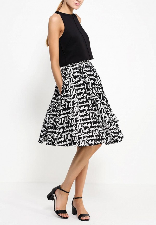 Широкая юбка Befree (Бифри) 1531116213: изображение 3