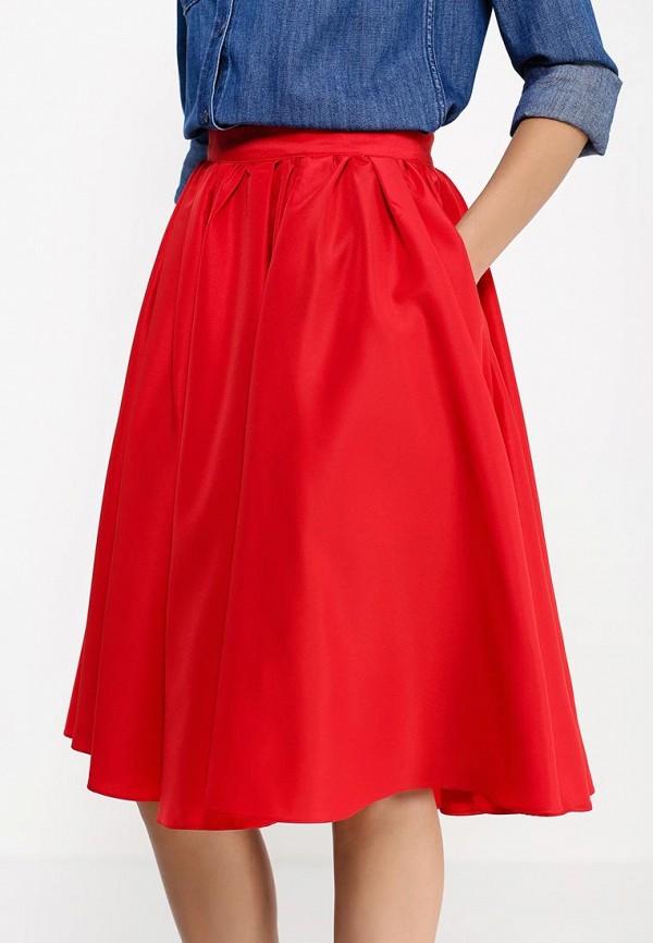 Широкая юбка Befree 1531116213: изображение 2