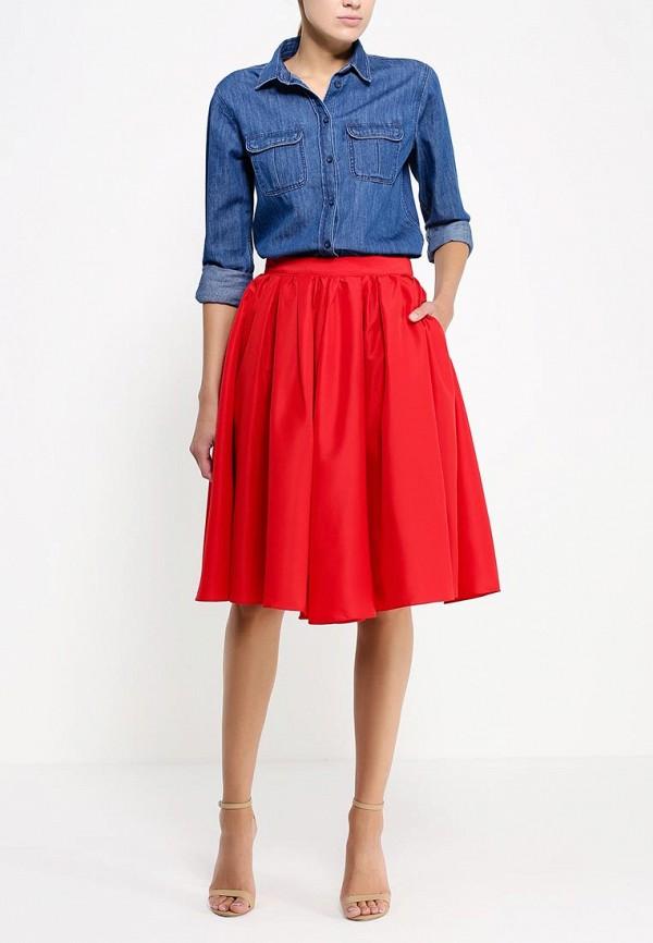 Широкая юбка Befree 1531116213: изображение 3