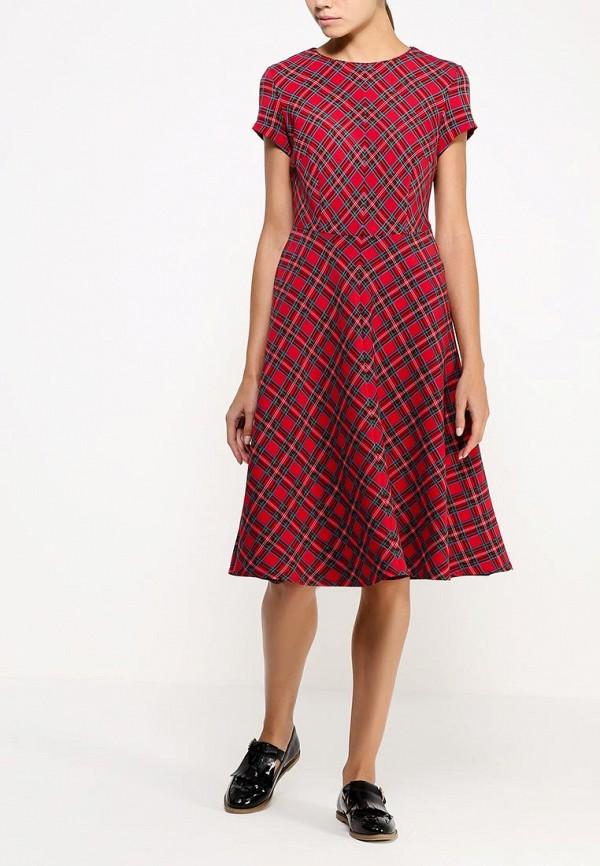 Платье-миди Befree (Бифри) 1531120527: изображение 3