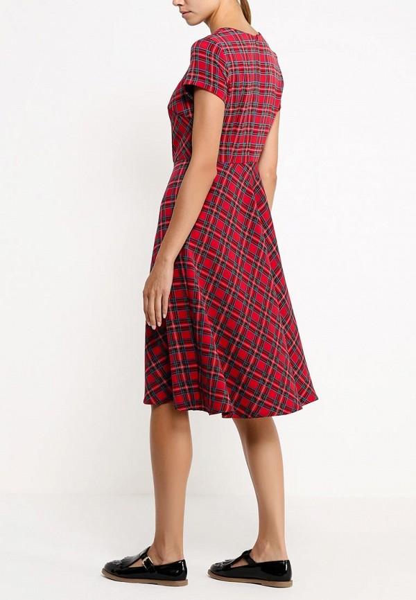 Платье-миди Befree (Бифри) 1531120527: изображение 4