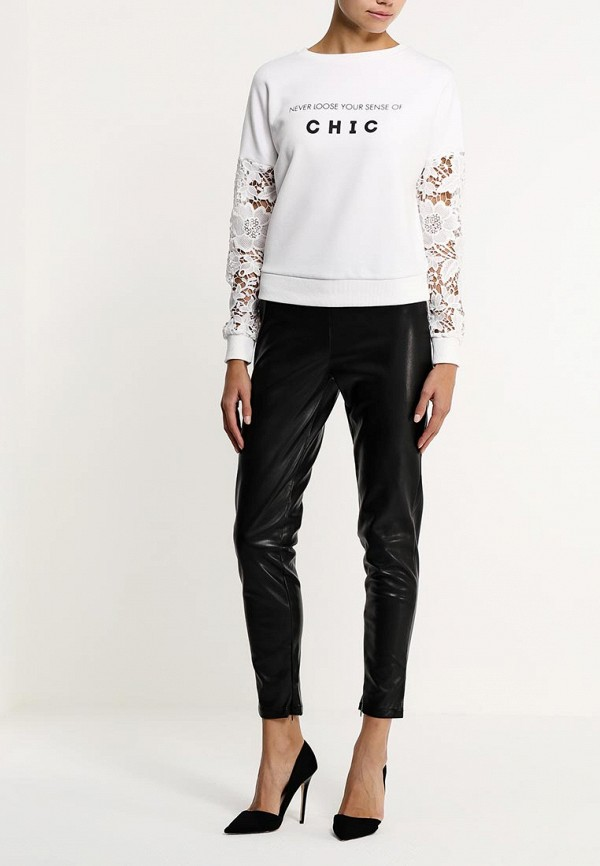 Женские зауженные брюки Befree (Бифри) 1531122718: изображение 3