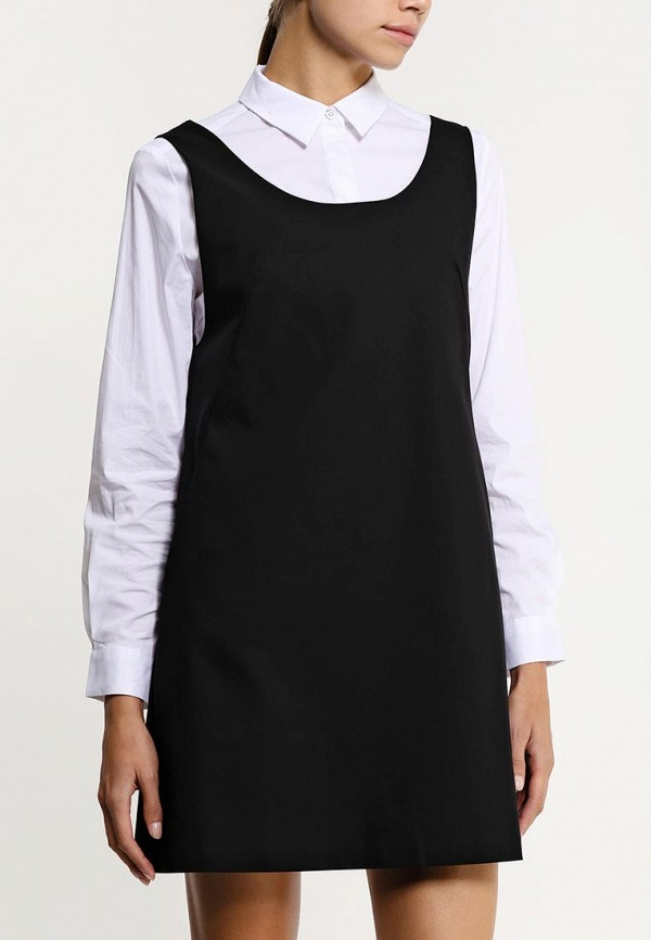 Платье-мини Befree (Бифри) 1531127525: изображение 2