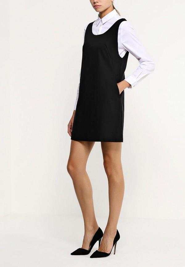 Платье-мини Befree (Бифри) 1531127525: изображение 3