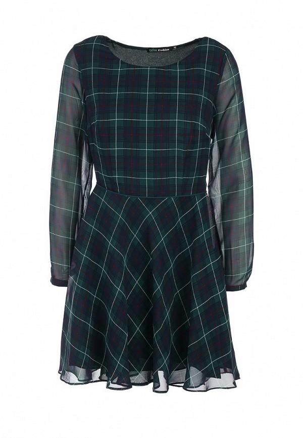 Платье-мини Befree (Бифри) 1531155544: изображение 1