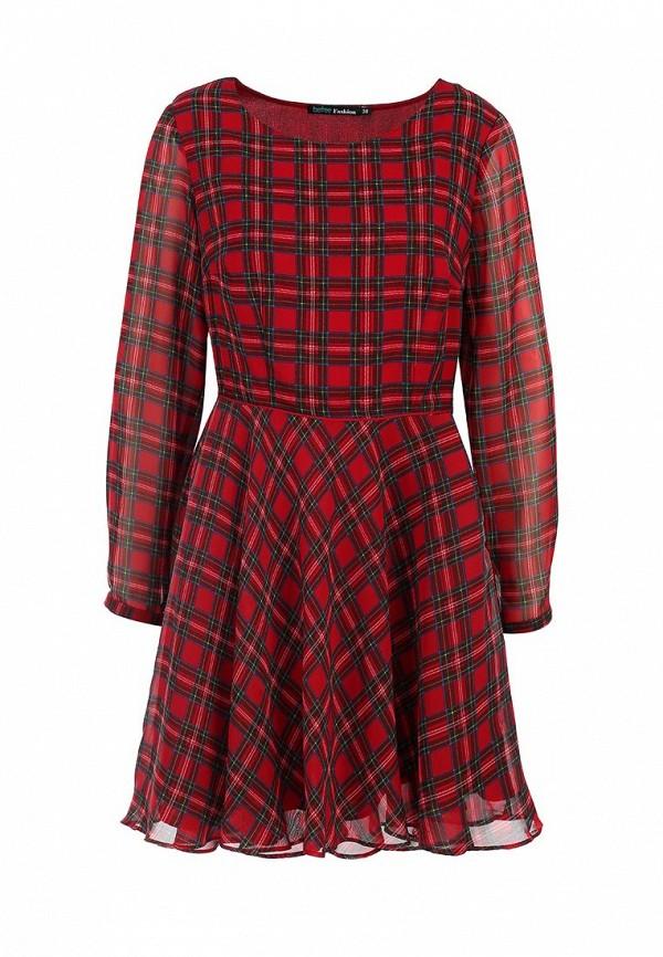 Платье-мини Befree 1531155544: изображение 1