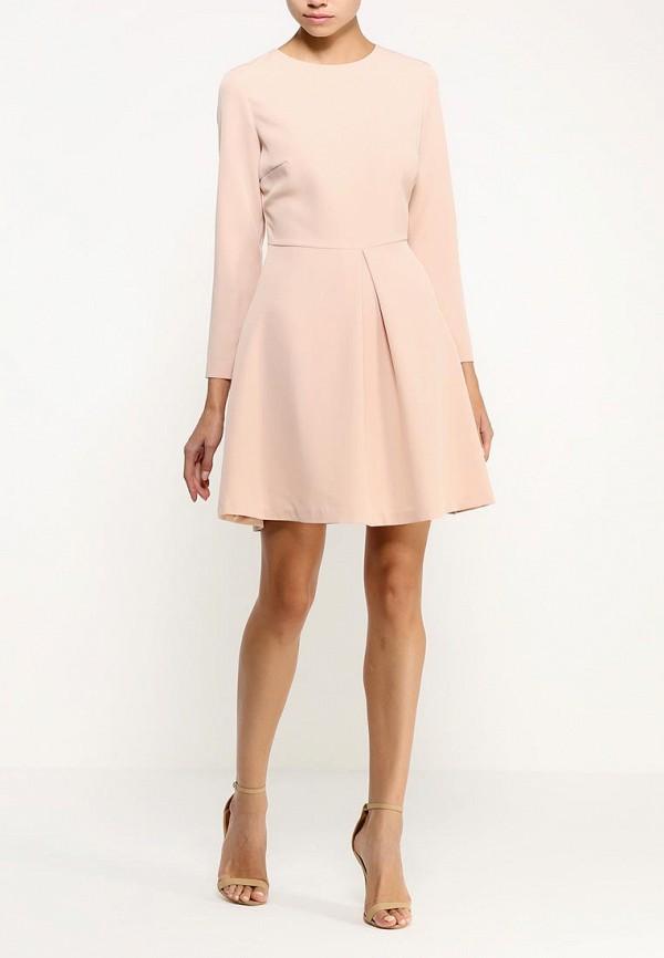 Платье-миди Befree (Бифри) 1531183542: изображение 3