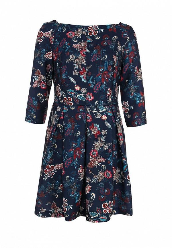 Платье-миди Befree (Бифри) 1531191550: изображение 1