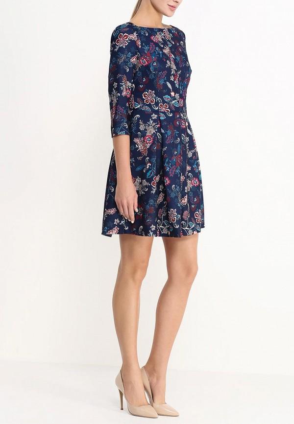 Платье-миди Befree (Бифри) 1531191550: изображение 3