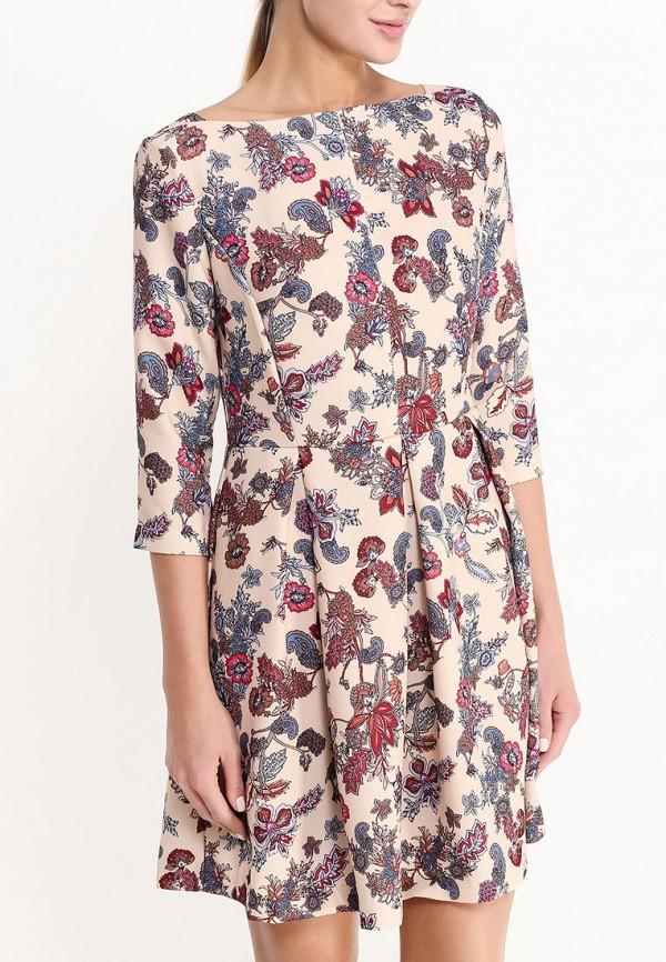 Платье-миди Befree (Бифри) 1531191550: изображение 2