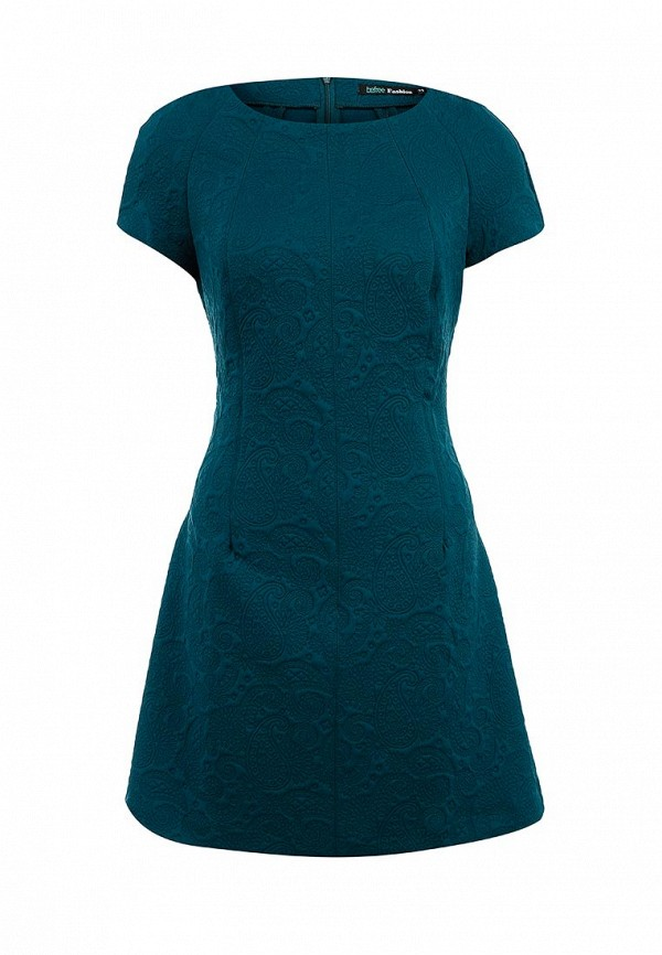 Платье-миди Befree (Бифри) 1531192554: изображение 1